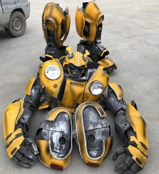 Beetle Transformer Costume