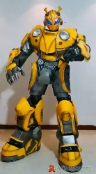 Transformer Beetle Costume